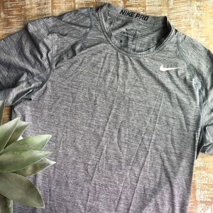 Men's Nike Pro Fitted Dri-Fit Shirt 💪🏼